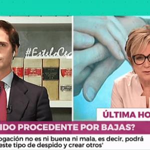 Manuel Fernández-Fontecha analiza la derogación del despido por bajas médicas justificadas