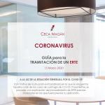Coronavirus: guía para la tramitación de un ERE / ERTE