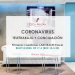 Teletrabajo y conciliación