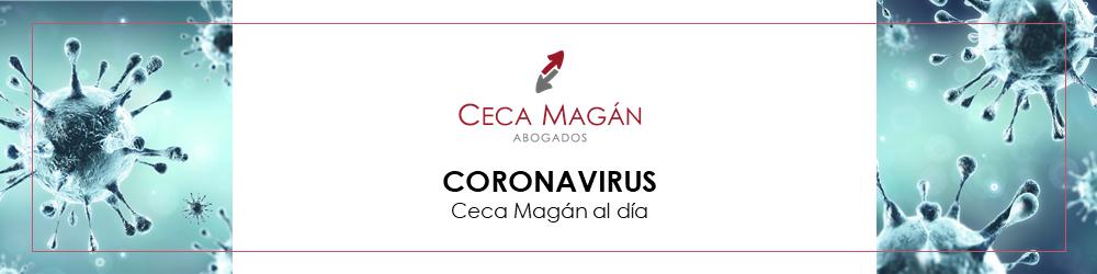 Coronavirus | Guías y Actualidad | Ceca Magán Abogados