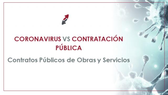 La contratación pública tras el coronavirus