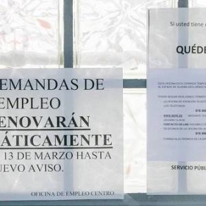 Las prestaciones por desempleo durante el Estado de Alarma