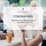 Coronavirus - Residencias de mayores