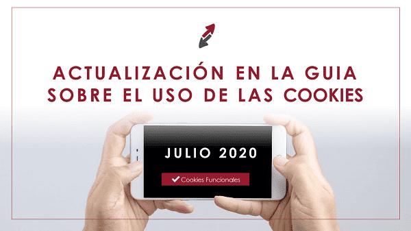 La Agencia Española de Protección de Datos actualiza su Guía sobre el uso de las Cookies