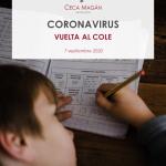 Coronavirus: Vuelta al Cole
