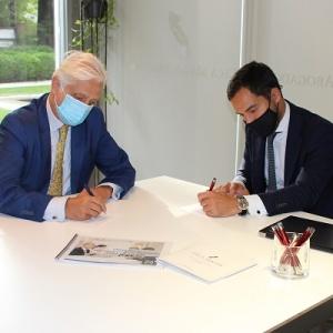 Ceca Magán Abogados y 50Pro firman un acuerdo para apoyar el emprendimiento sénior