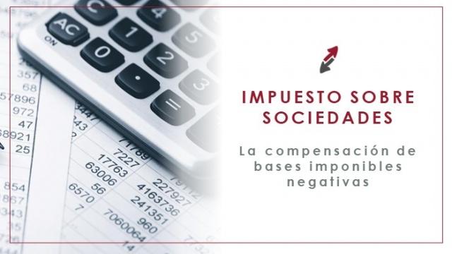 Cierre del Impuesto sobre Sociedades 2020: recuerda…  La compensación de bases imponibles negativas es una opción