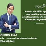New operation advised by Ceca Magán