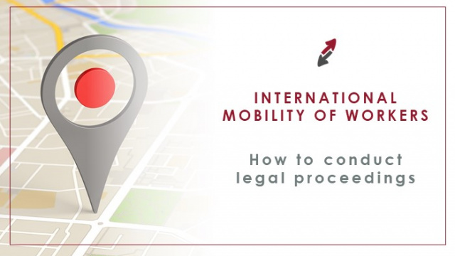 International mobility of workers for companies