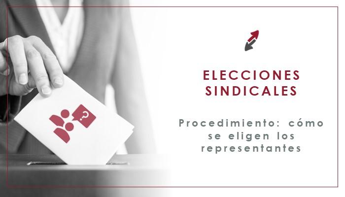 Procedimiento en elecciones sindicales: cómo se eligen los representantes de los trabajadores de una empresa en España