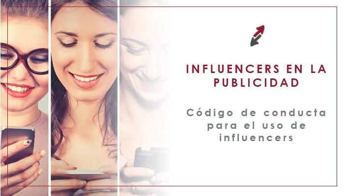 Código de conducta sobre el uso de influencers en la publicidad