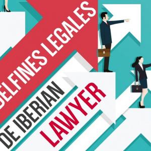 La abogada mas joven de los Rising Star 2021 de Iberian Lawyer