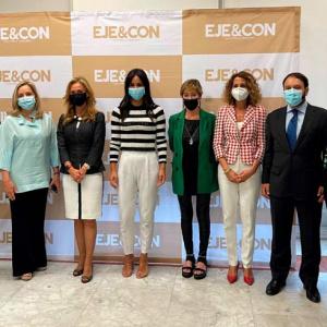 Ceca Magán apoya el manifiesto de igualdad de EJE&CON