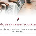 Mal uso de redes sociales por parte de los empleados, ¿Qué puede hacer la empresa para protegerse?
