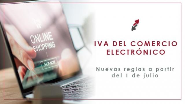 Las nuevas reglas del IVA del comercio electrónico