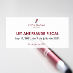 guía sobre ley antifraude fiscal
