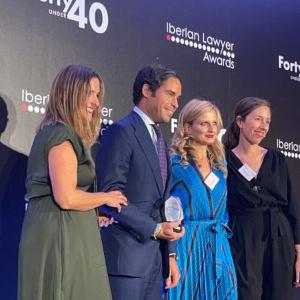 Mejores abogados laborales en los Premios FortyUnder40