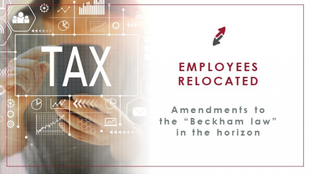 """Employees Relocated To Spain: Amendments To The """"Beckham Law"""" In The Horizon"""