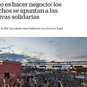 """Los despachos se apuntan a las iniciativas solidarias: """"Reyes CECA"""""""