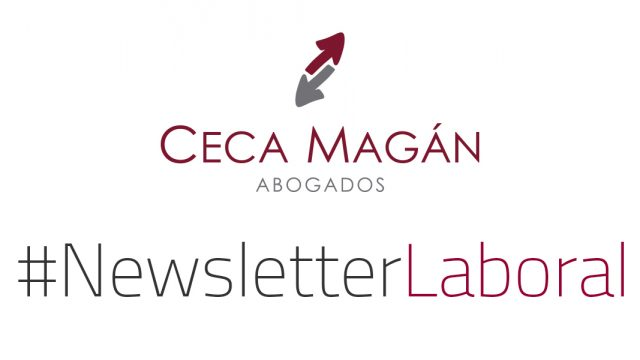 #NewsletterLaboral abril 2018