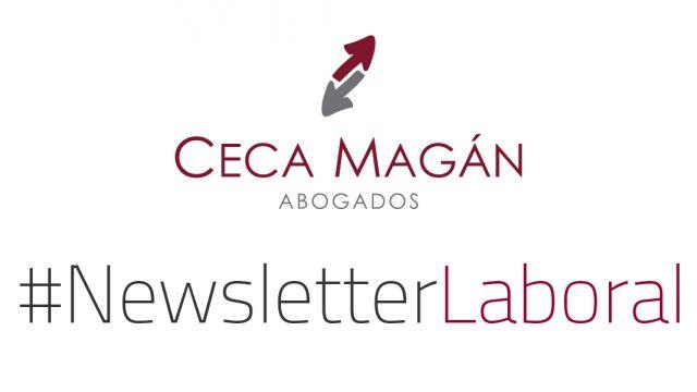#NewsletterLaboral Noviembre 2018