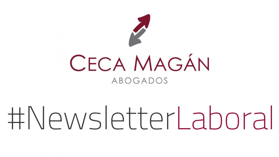 #NewsletterLaboral abril2017