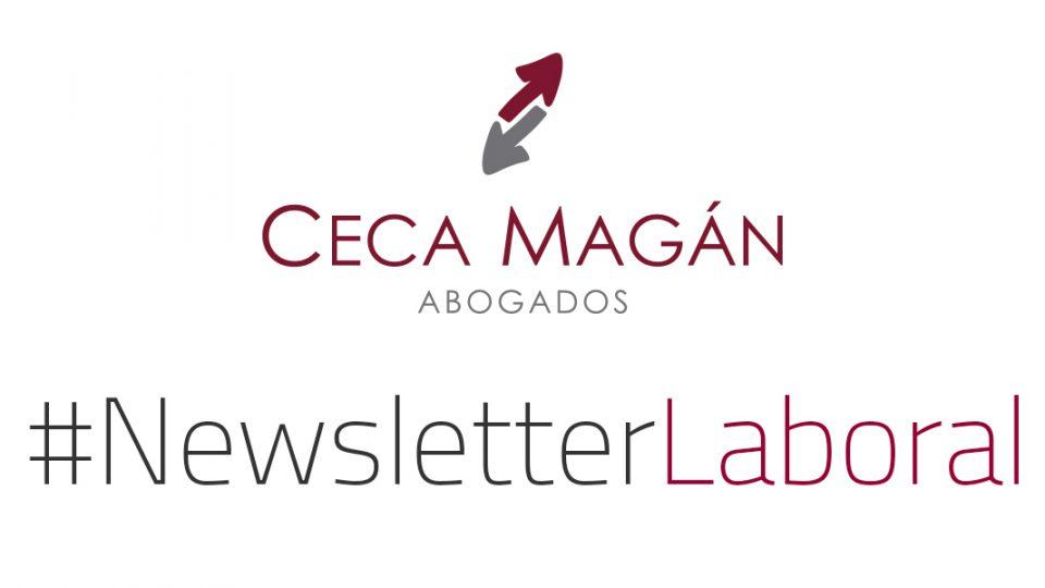 #NewsletterLaboral septiembre 2017