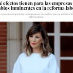 Ana Gómez se une a Ceca Magán como nueva socia del área laboral