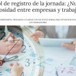 Ezentis confía en Eventelling para el registro de la jornada laboral