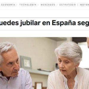 A qué edad te puedes jubilar en España según tu trabajo