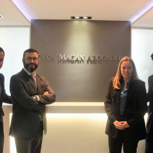 Ceca Magán integra a Legistel y abre sede en Canarias