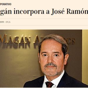 José Ramón Couso, nuevo Director General Corporativo de Ceca Magán