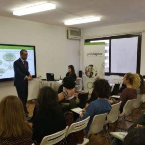 """Juan Ignacio Olmos participa en la jornada de """"nuevas tecnologías y derechos fundamentales de los trabajadores"""""""
