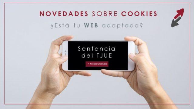 Novedades sobre las cookies y el consentimiento de los usuarios