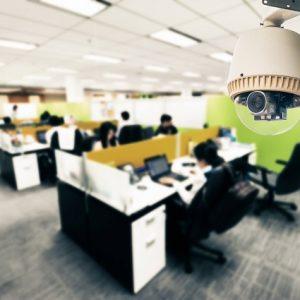 El uso de cámaras de vigilancia en el ámbito laboral