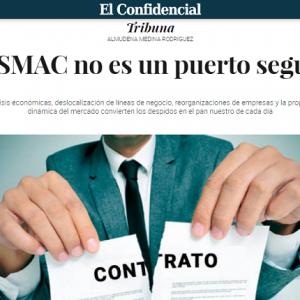 La indemnización por despido ante el SMAC