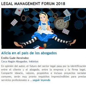 Alicia en el país de los abogados