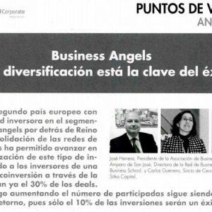 Business Angels, en la diversificación está la clave del éxito