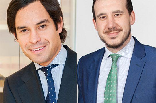 Enrique Ceca y Alberto Novoa, autores de Distribución Comercial (Dúo)
