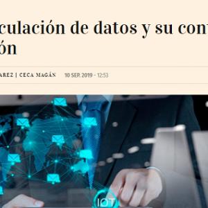 La circulación de datos y su contribución a la innovación en las empresas