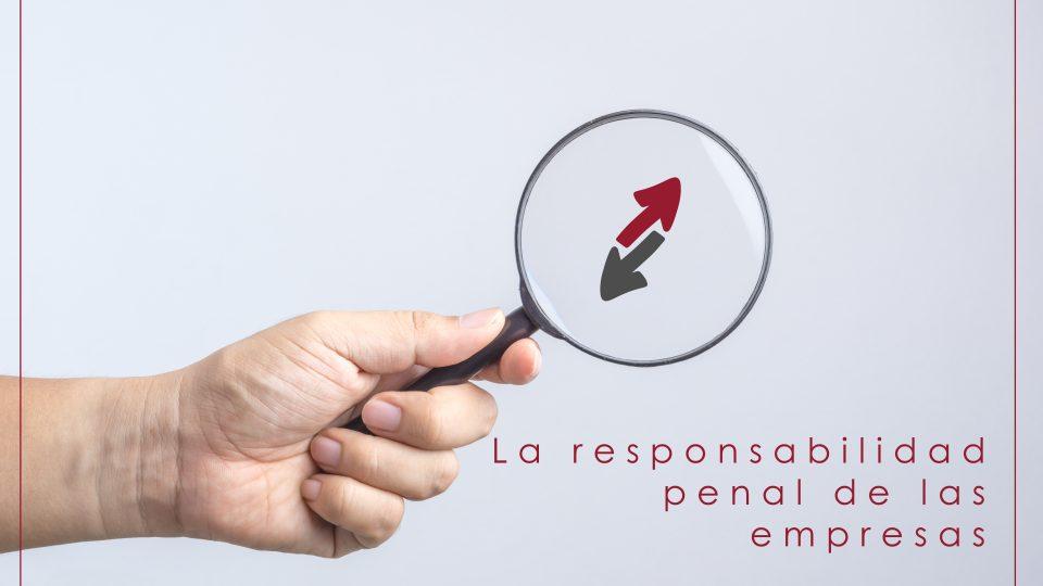 La responsabilidad penal de las empresas: Derivadas del Caso Magrudis