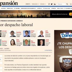 Ceca, uno de los mejores despachos de Laboral de España