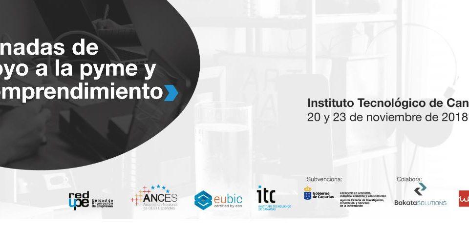 Jornadas de apoyo a la Pyme y el emprendimiento, en la sede del ITC en Tenerife