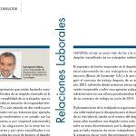 Los despidos colectivos: lagunas jurídicas y desarrollo jurisprudencial