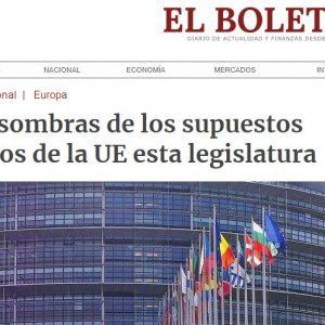 Las sombras de los supuestos logros de la UE esta legislatura