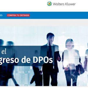 Noemí Brito Izquierdo participa en el Primer Congreso Nacional de Delegados de Protección de Datos
